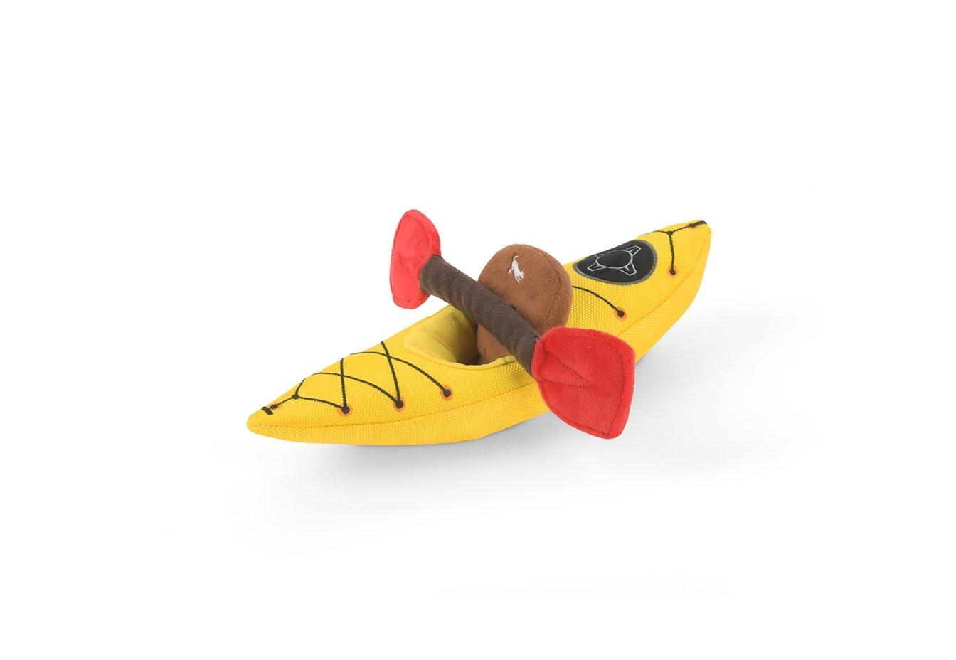 PLAY Camp Corbin K9 Kayak Toy