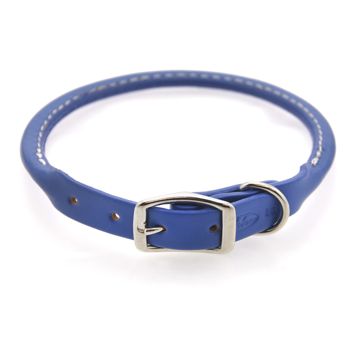 ALC Rolled Collar 1X26 Royal Blue