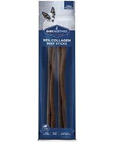 Barkworthies Collagen Beef Sticks  2.8 oz