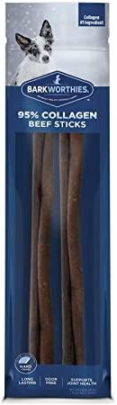 Barkworthie's Barkworthies Collagen Beef Sticks  2.8 oz