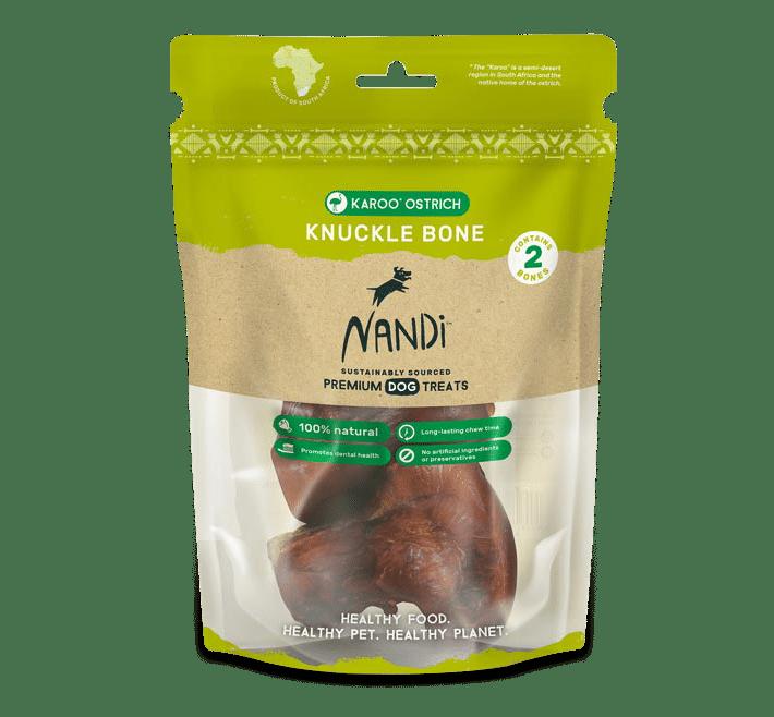 Nandi Nandi Karoo Ostrich Knuckle Bone 2ct