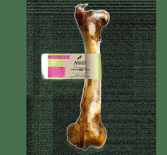 Nandi Nandi Bushveld Antelope Classic Bone LG