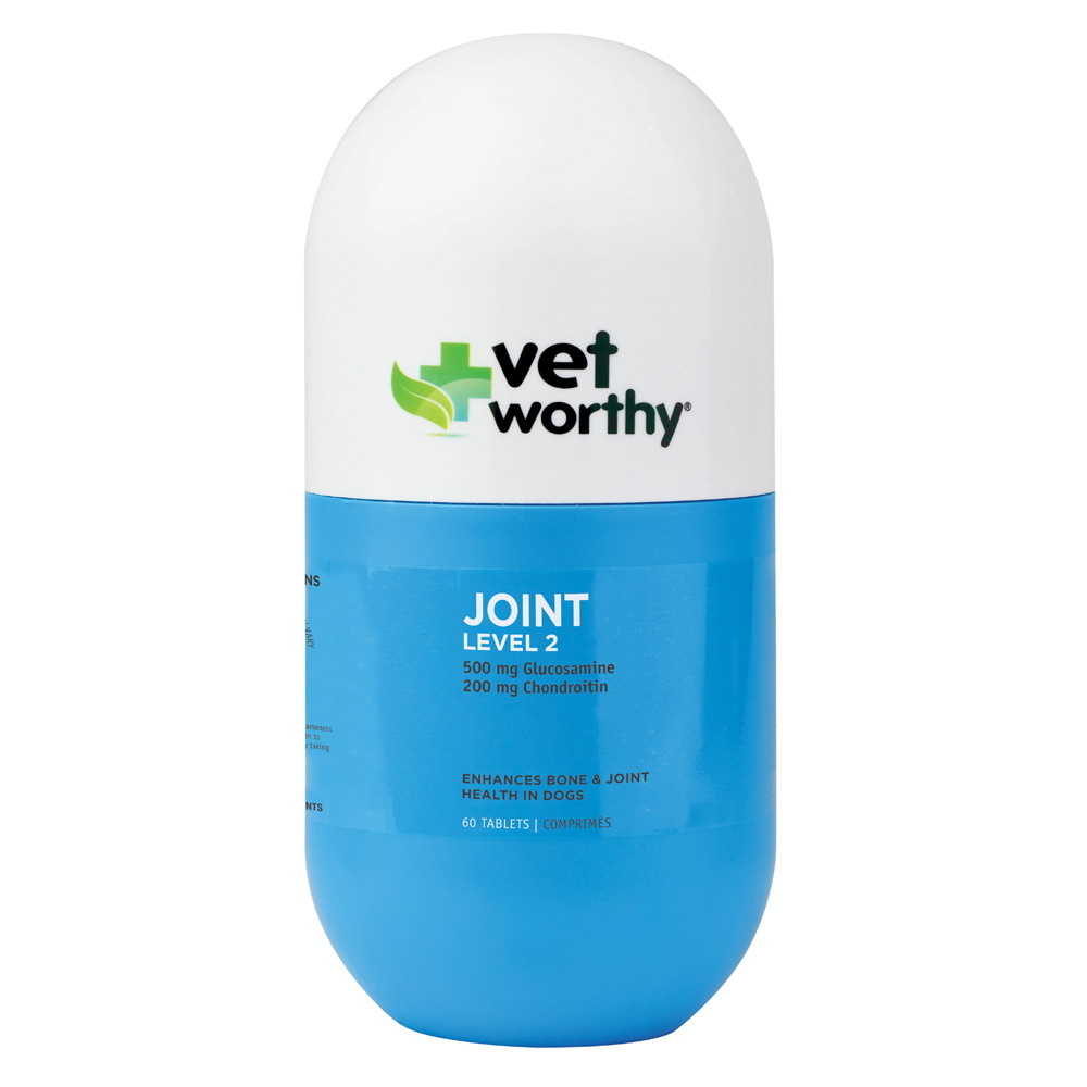 Vet Worthy Joint Level 2 60ct