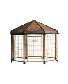 Pet Gazebo 3 ft. Up to 60 lb
