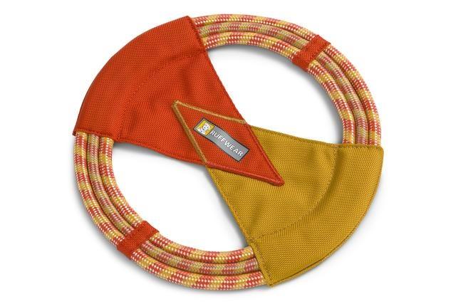 Ruffwear Ruffwear Pacific Ring Toy Sockeye Red