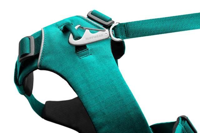 Ruffwear Ruffwear FR Harness XXS Aurora Teal