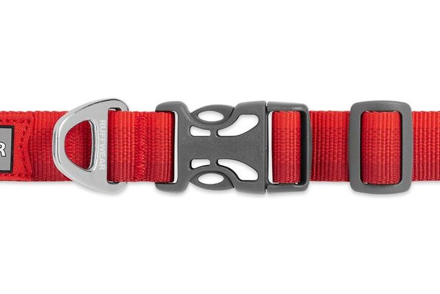 Ruffwear Ruffwear Front Range Collar Red Sumac MD
