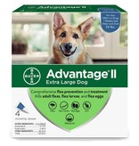 Advantage (Bayer) Advantage II XL Dog 55lb