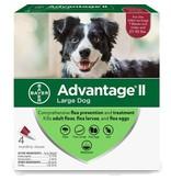 Advantage (Bayer) Advantage II Large Dog 21-55lb