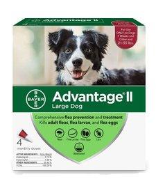 Advantage II Large Dog 21-55lb