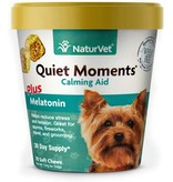 NaturVet Hemp Quiet Momets, Dog 70 ct