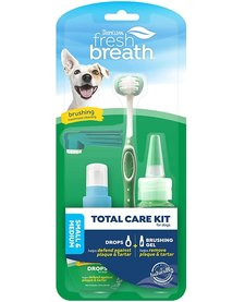 Fresh Breath Total Care Kit Dogs SM