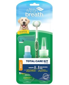Fresh Breath Total Care Kit Dogs LG