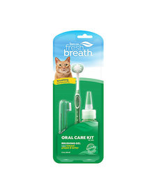 Fresh Breath Total Care Kit Cats