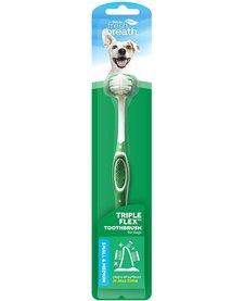 Tropiclean Fresh Breath Toothbrush SM