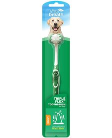 Tropiclean Fresh Breath Toothbrush LG