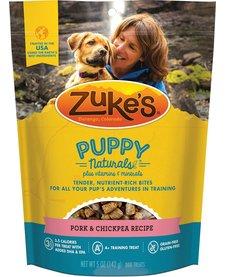 Zuke's Puppy Naturals Pork & Chickpea 5 oz