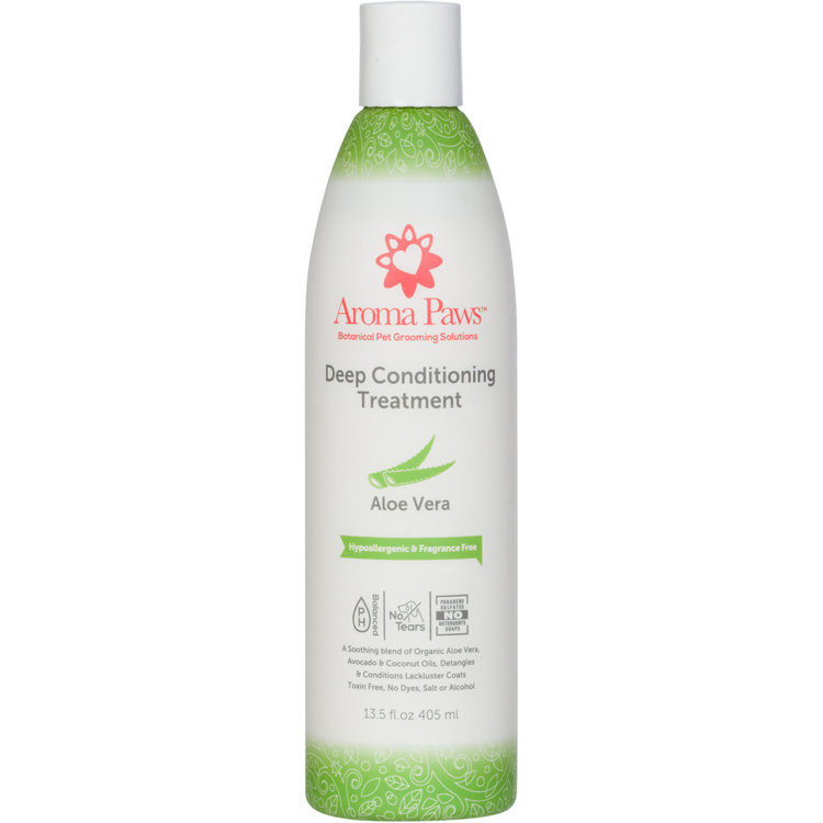 Aroma Paws Aroma Paws Deep Conditioner Aloe Vera 13.5 oz