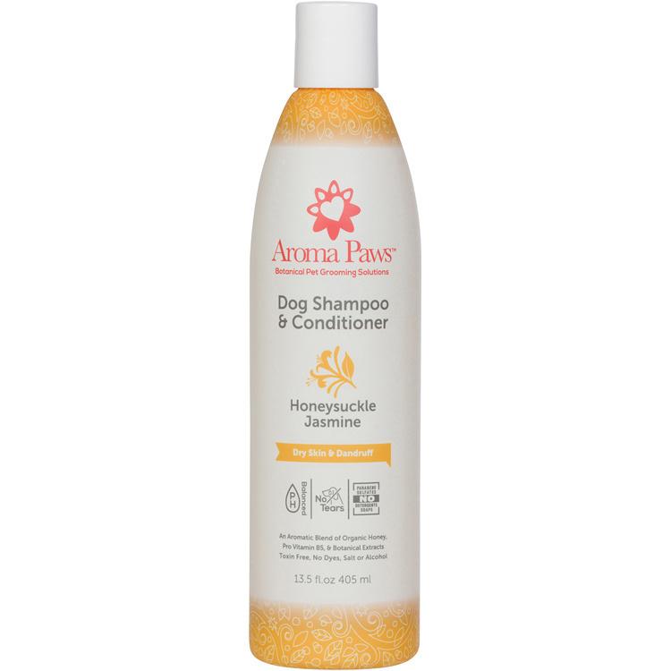 Aroma Paws Aroma Paws Shampoo & Conditioner Honeysuckle Jasmine 13.5 oz