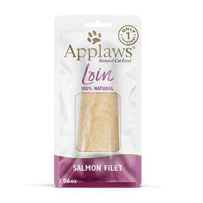 Applaws Applaws Whole Salmon Loin 1.06 oz