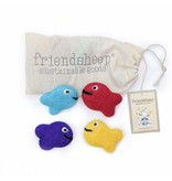 Friendsheep Friendsheep Frank the Reef Fish Family 4 pack
