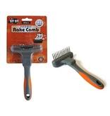 Artvark Pet Products GoGo Flexible Rake Comb SM