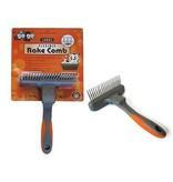 Artvark Pet Products GoGo Flexible Rake Comb LG