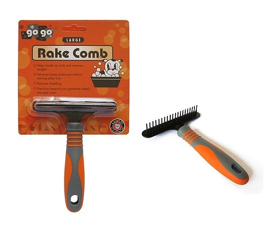 Artvark Pet Products GoGo Rake Comb LG