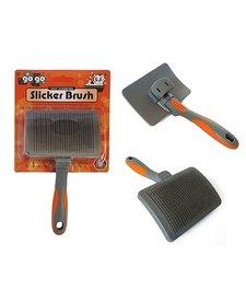GoGo Self Cleaning Slicker Brush LG