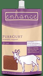 Steve's Real Food For Pets Steve's Enhance Purrgurt 16 oz