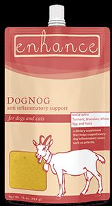 Steve's Real Food For Pets Steve's Enhance Dog Nog 16 oz