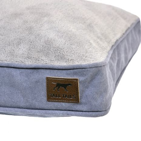 Tall Tails Tall Tails Dream Chaser Cushion Bed Charcoal XL