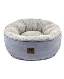 Tall Tails Dream Chaser Donut Bed Charcoal SM