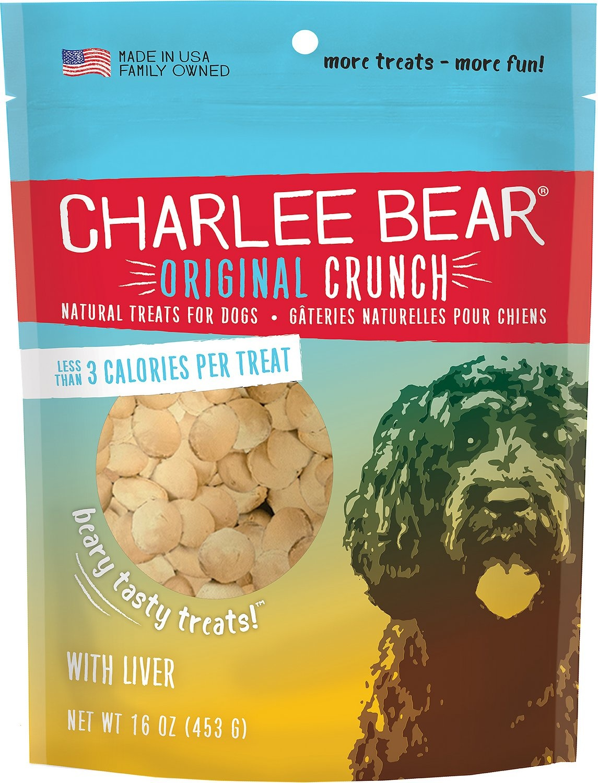 Charlee Bear Charlee Bear Liver Treats 16 oz