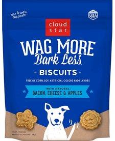 Wag More Bacon & Cheese 3lb