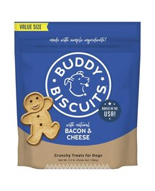 Buddy Biscuit Bacon Cheese 3.5 lb