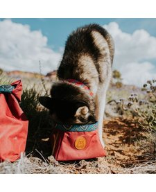Wilderdog Backpacking Bowl Maroon