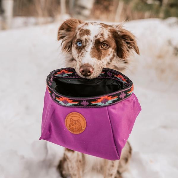 Wilderdog Wilderdog Backpacking Bowl Berry
