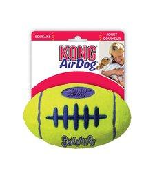 Kong AirDog Squeaker Football LG