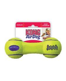 Kong AirDog Squeaker Dumbell SM