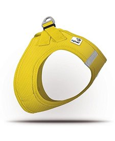 Plush Harness Yellow XL