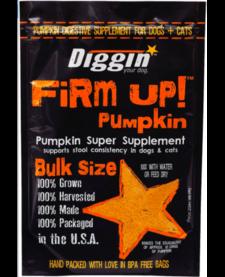Diggin Firm Up! Pumpkin 16 oz