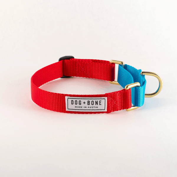 Dog + Bone Martingale Collar