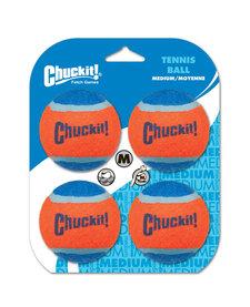 Chuck-It Medium Tennis Ball 4ct