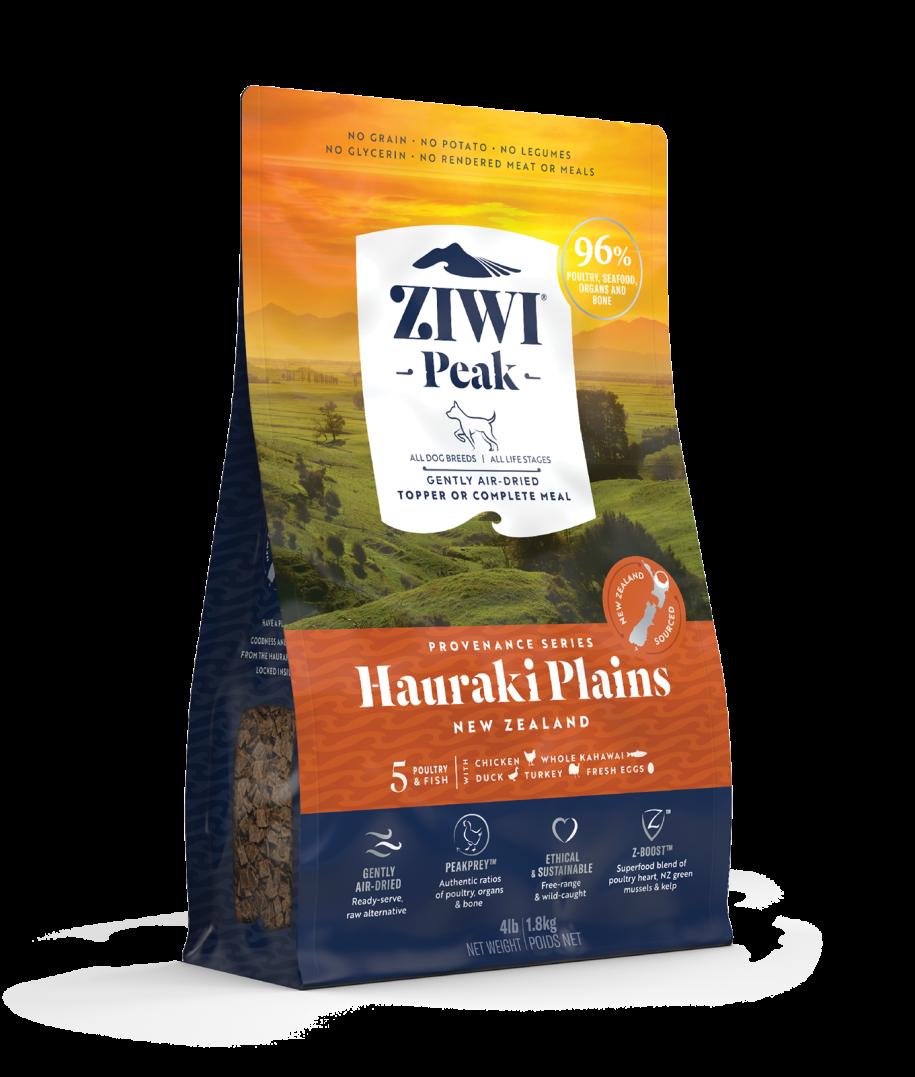 Ziwipeak USA, Inc. Ziwi Provenance Hauraki Plains 6 oz