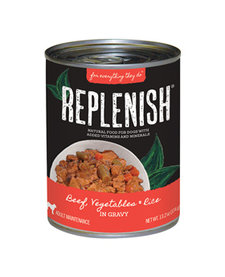 Replenish Beef, Veggies & Rice 13.2 oz