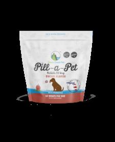 Green Coast Pet Pill-a-Pet Pill Wrap Bacon 4.2 oz