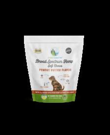 Green Coast Pet CBD Peanut Butter Treats 30 ct