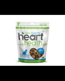 Green Coast Pet Heart Health Chews Whitefish 30ct