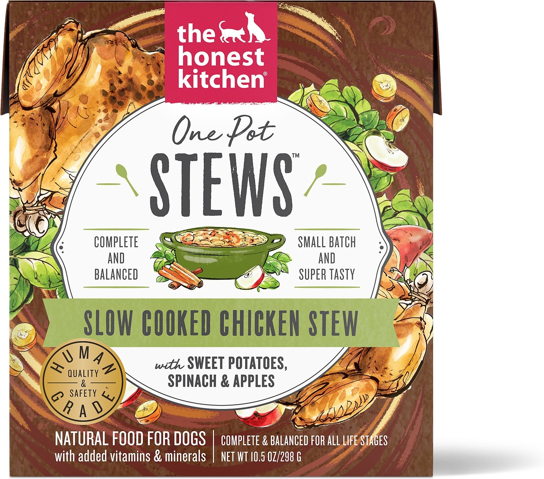 The Honest Kitchen THK One Pot Stew Chicken 10.5 oz